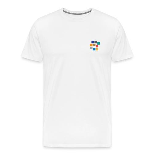 Logo SGroup transparent - Männer Premium T-Shirt