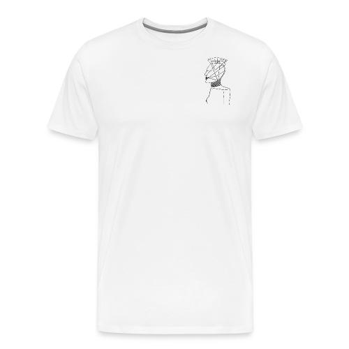 Mandira small - Premium-T-shirt herr