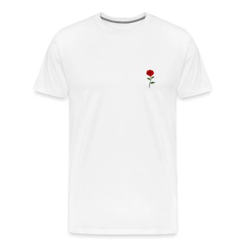 rose - Koszulka męska Premium