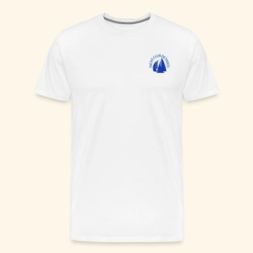 yacht club de tahiti logo - T-shirt Premium Homme