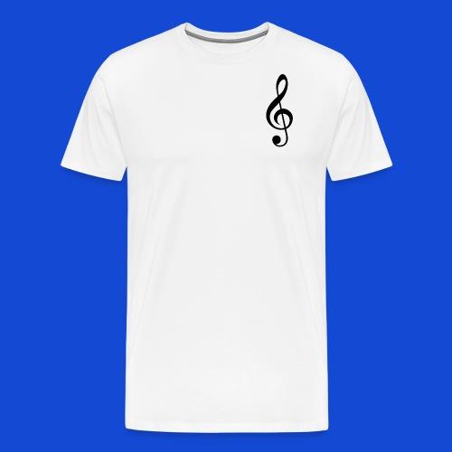 musical - Camiseta premium hombre