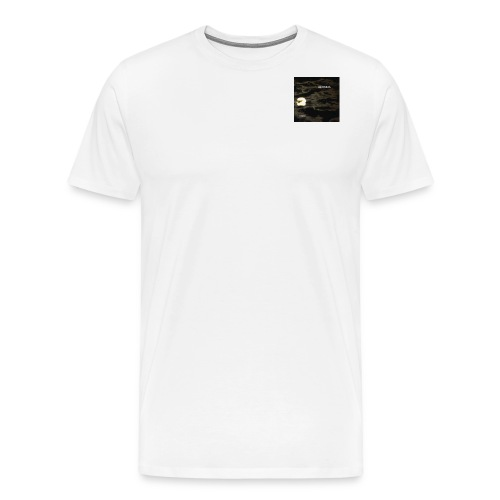 matt black album jpg - Men's Premium T-Shirt