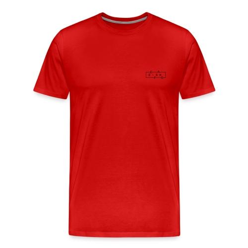 reframe Text Logo - Männer Premium T-Shirt