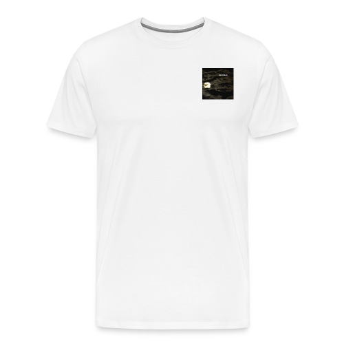 matt black album jpg - Men's Premium T-Shirt
