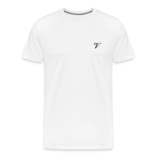 V de visionnaire - T-shirt Premium Homme