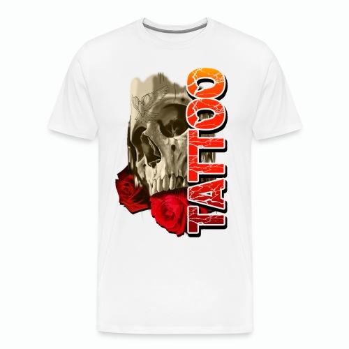 SKULL TATTOO - Men's Premium T-Shirt
