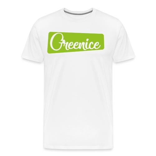 Logo Vintage - Männer Premium T-Shirt