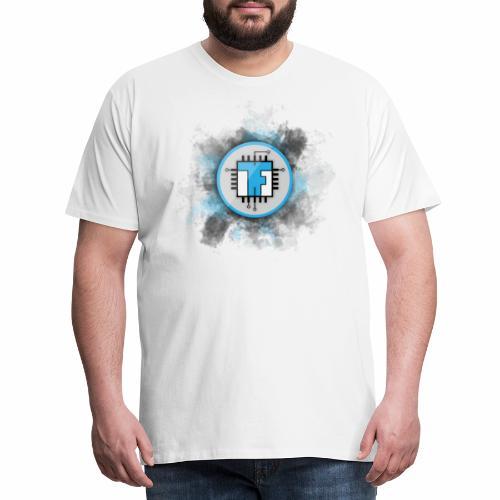 Grafik Logo TinkerFun - Männer Premium T-Shirt