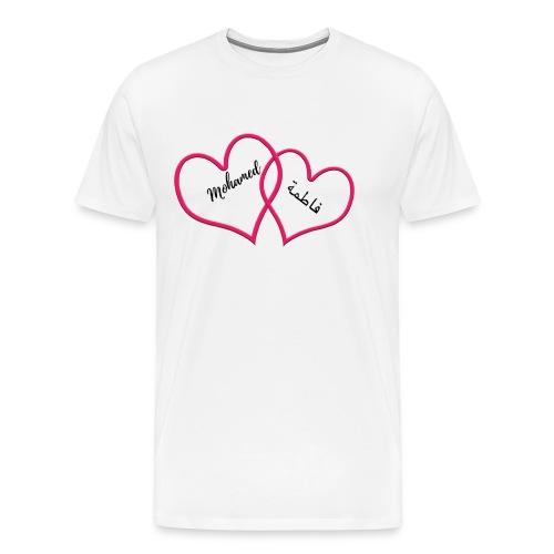 Mohamed et Fatima - T-shirt Premium Homme