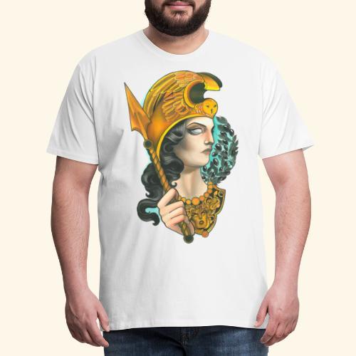 Atenea - Camiseta premium hombre