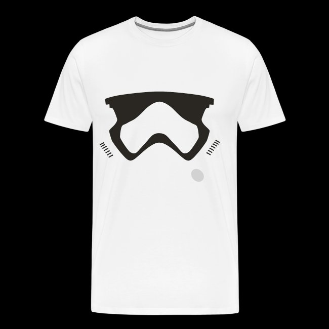 Modern Stormtrooper Face