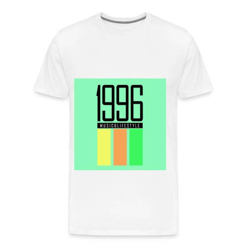1996 color - Männer Premium T-Shirt
