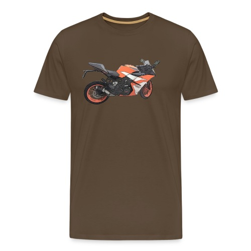 T-shirt Moto - T-shirt Premium Homme