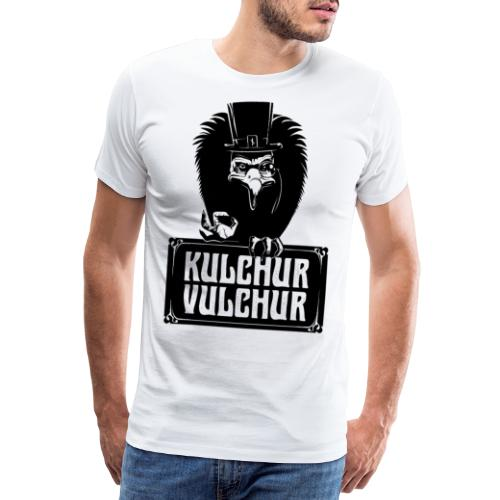 Kulchur Vulchur - Men's Premium T-Shirt