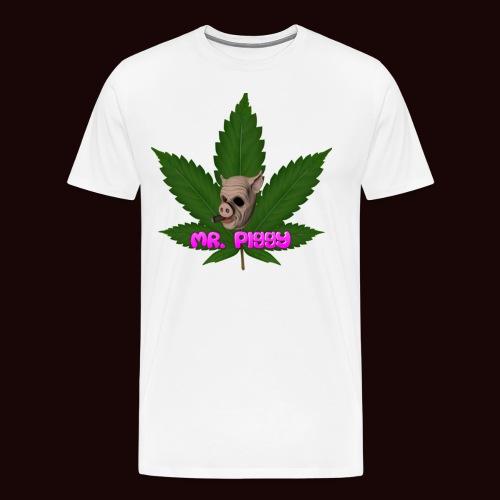 Mr. Piggy weed (gta5) - Men's Premium T-Shirt