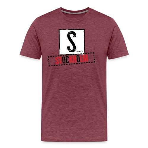 stockholm - Men's Premium T-Shirt