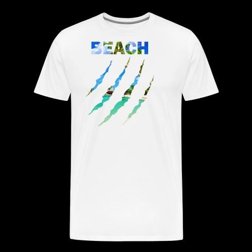 BEACH - Camiseta premium hombre