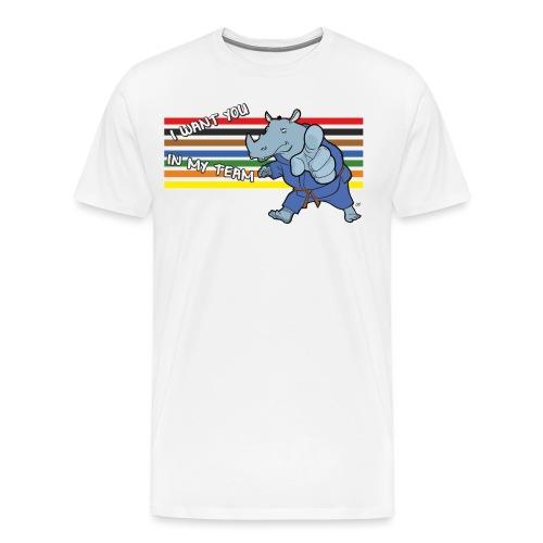 In my team - T-shirt Premium Homme