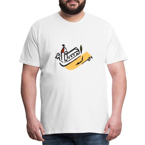 Provence au couchant - Männer Premium T-Shirt