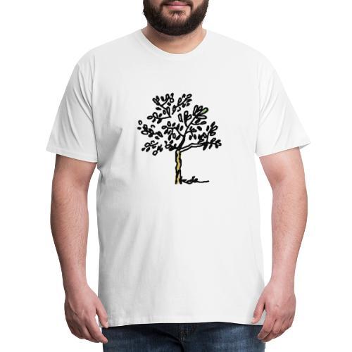 Jeune olivier - T-shirt Premium Homme