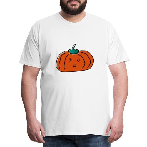 Kürbis Fröhlich - Männer Premium T-Shirt