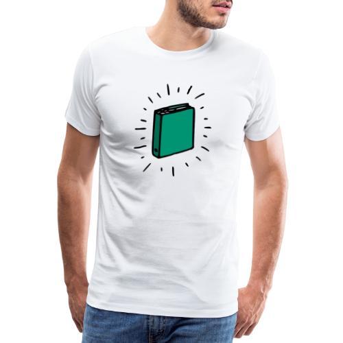Buchen - Männer Premium T-Shirt