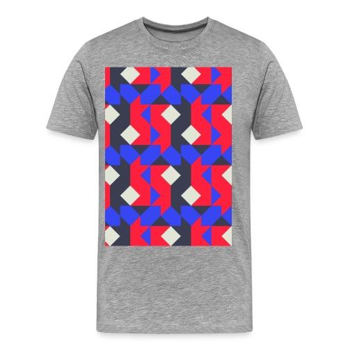 Abstact T-Shirt #1 - Men's Premium T-Shirt