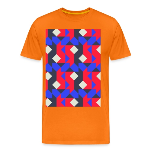 Abstact T-Shirt #1 - Men's Premium T-Shirt