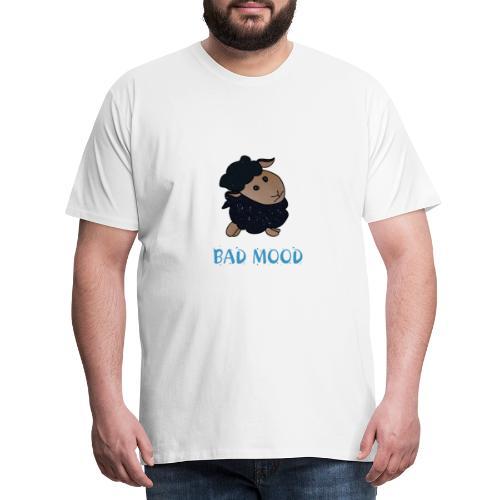Badmood - Gaspard le petit mouton noir - T-shirt Premium Homme
