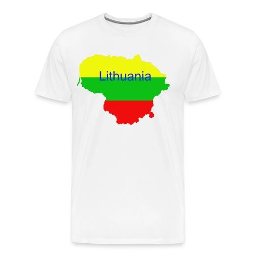 Lithuania - Men's Premium T-Shirt