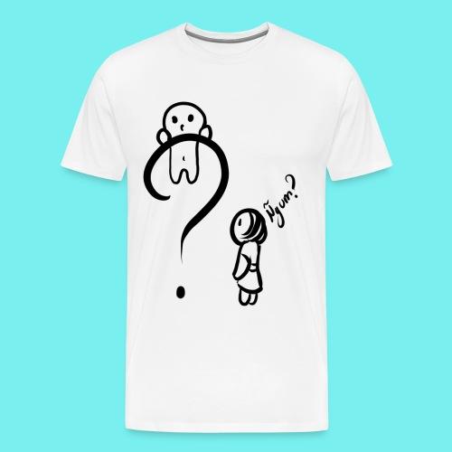 Qué? - Camiseta premium hombre