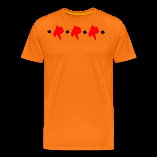RRR - Filled - Männer Premium T-Shirt