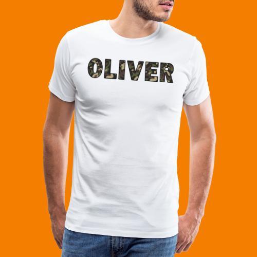 Oliver - Premium-T-shirt herr