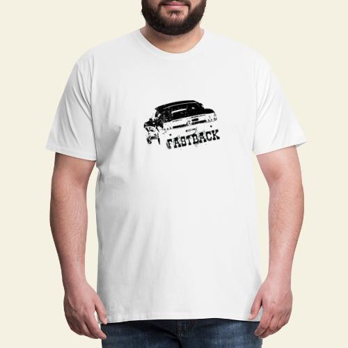 67 Fastback - Herre premium T-shirt