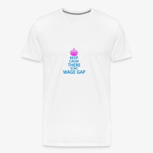 Keep calm xd - Men's Premium T-Shirt