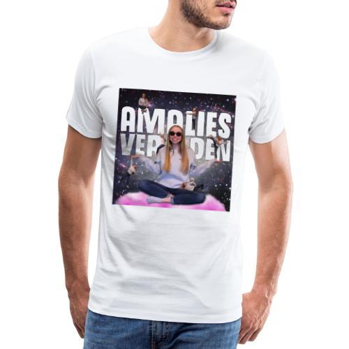 AMALIES VERDEN - Herre premium T-shirt