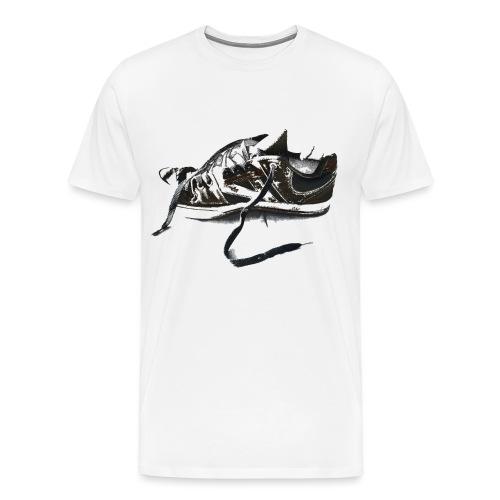 shoe (Saw) - Men's Premium T-Shirt