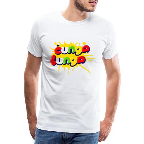 Cunga Lunga - Men's Premium T-Shirt