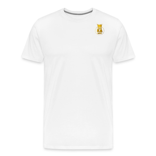 king abou designs - Mannen Premium T-shirt
