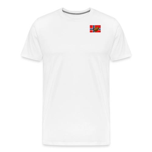 NorPot - Premium T-skjorte for menn