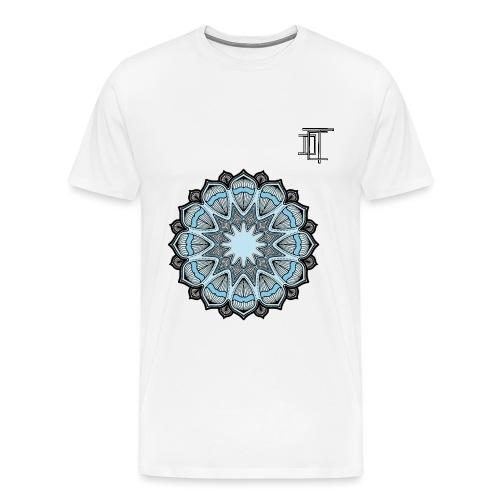 mandala-1803544_960_720 - Men's Premium T-Shirt