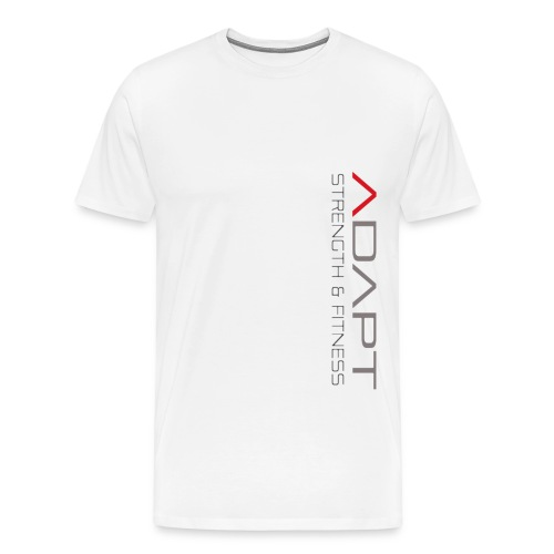 whitetee - Men's Premium T-Shirt
