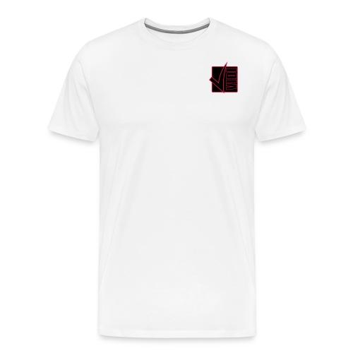vidibadge - Men's Premium T-Shirt