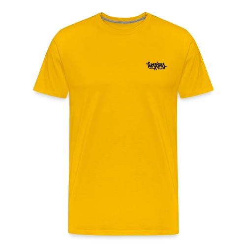 logo_noir Workers - T-shirt Premium Homme