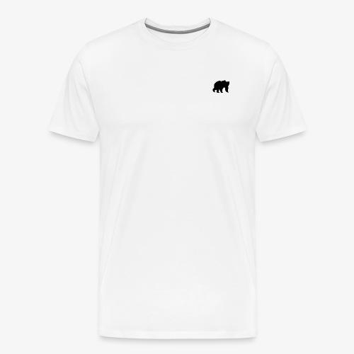 alouci - Premium-T-shirt herr