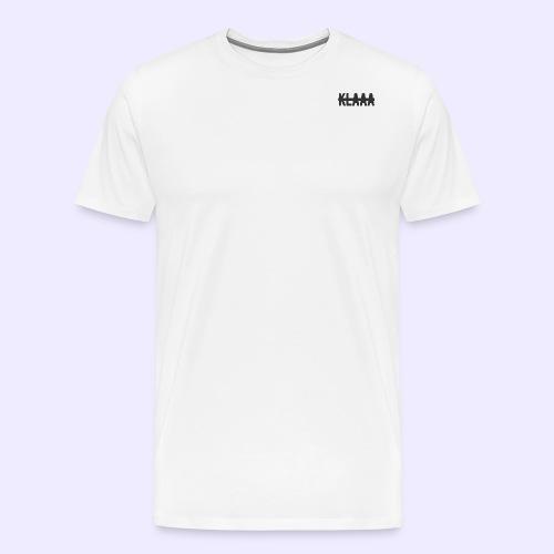 Klaaa Shirt - Männer Premium T-Shirt