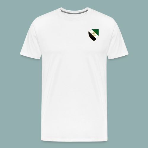 Wappenschild - Männer Premium T-Shirt