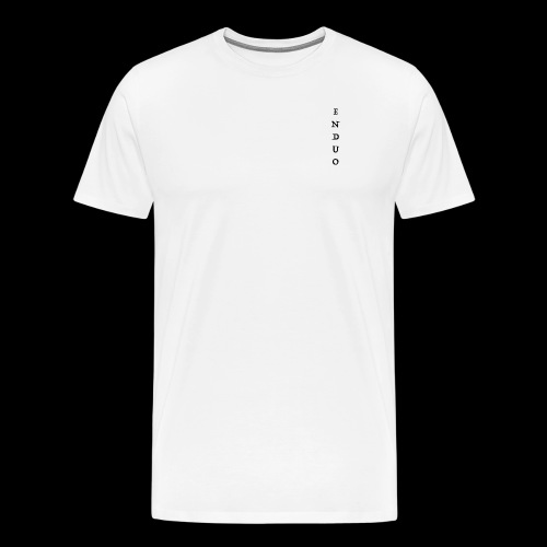 ENDUO black - T-shirt Premium Homme