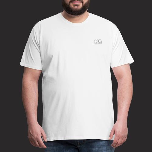 Face cachée - Triple lune dessin - T-shirt Premium Homme