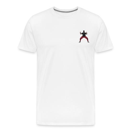 Arrêt du coeur Zango le dozo - T-shirt Premium Homme